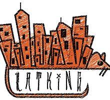 Ratking Logo by digimane