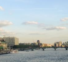 London Eye & Big Ben Sticker