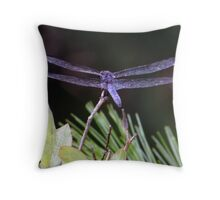 Poised! Throw Pillow