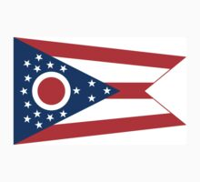ohio state flag Kids Clothes