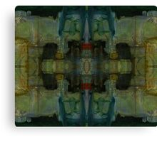 transformers 2 Canvas Print