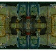 transformers 2 Photographic Print