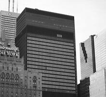 Downtown Toronto by Karla76