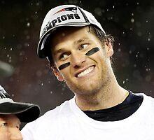 Tom Brady by RajEscobar