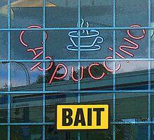 Cappuccino Bait by bluemtnblues