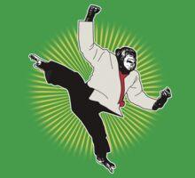 Karate Chimp