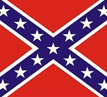 confederate flag by tony4urban
