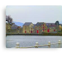 Ramelton.............................................Ireland Canvas Print