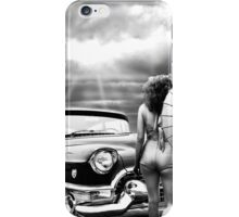 Queen of The Highway 2 iPhone Case/Skin