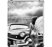 Queen of The Highway 2 iPad Case/Skin