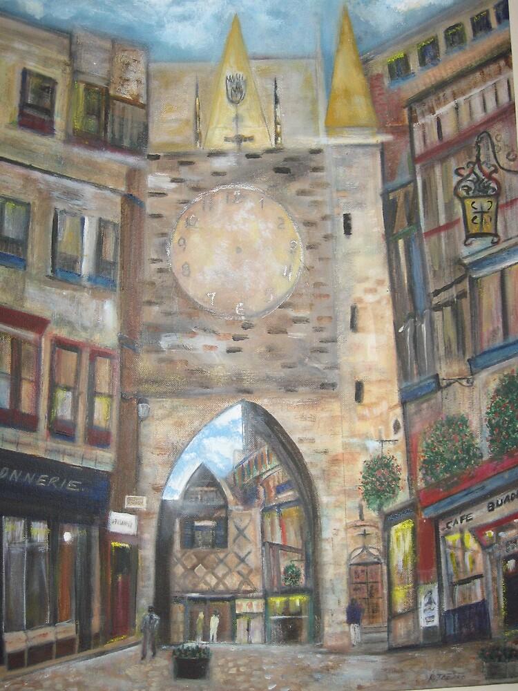 Cityscape European      by fiat777