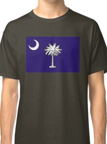 south carolina state flag Classic T-Shirt
