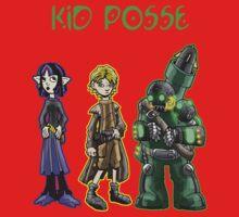 bounty hunters guild: kid posse... by kangarookid