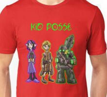 bounty hunters guild: kid posse... Unisex T-Shirt