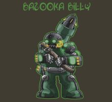 kid posse: bazooka billy by kangarookid
