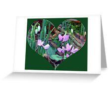 Spring Is Coming.................. Greeting Card