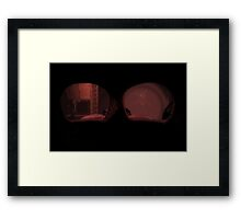 HALL LIGHT! HALL LIGHT! | FNAF Framed Print