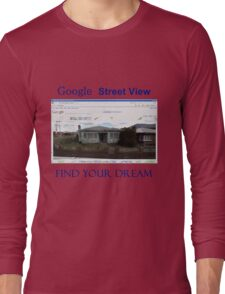 Find Your Dream Long Sleeve T-Shirt