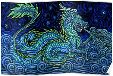 Puff the Magic Dragon by Rebecca Postanowicz