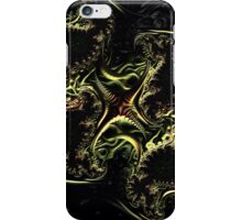 Quadramorph  iPhone Case/Skin