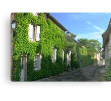 Village in the Dordogne Metal Print