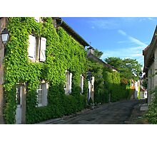 Village in the Dordogne Photographic Print