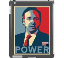 Frank  Underwood iPad Case/Skin