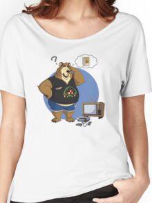 Gamer bear Women's Relaxed Fit T-Shirt