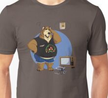 Gamer bear Unisex T-Shirt