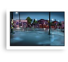 Commercial Drive Canvas Print