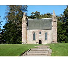 Scone Moot Hill Photographic Print