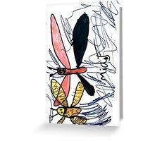 Mia 2 Greeting Card