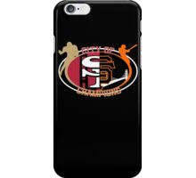 San Francisco City of Champions iPhone Case/Skin