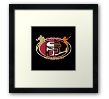 San Francisco City of Champions Framed Print