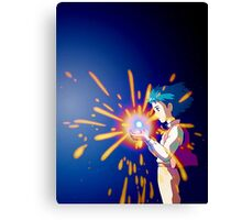 Young Howl's Heart Canvas Print