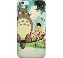"My Neighbor Totoro ""Family Photo"" iPhone Case/Skin"