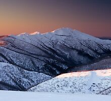 Feathertop at Sunset by Chris Putnam