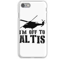 Arma 3 - I'm off to Altis #2 iPhone Case/Skin