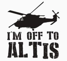 Arma 3 - I'm off to Altis #2 by craneone
