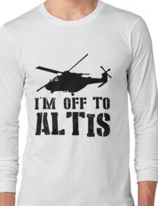 Arma 3 - I'm off to Altis #2 Long Sleeve T-Shirt