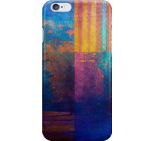 Abstract No. 5 iPhone Case/Skin