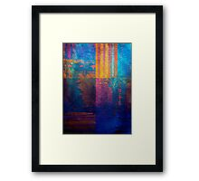 Abstract No. 5 Framed Print