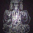 Buddha with Light by wanda1505