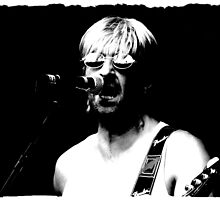 Lead Singer 2 by Paul Reay
