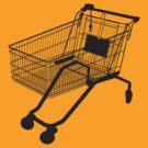 Supermarket Trolly by Con Kennedy