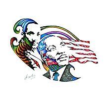 MLK Photographic Print