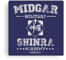 Midgar Academy Canvas Print