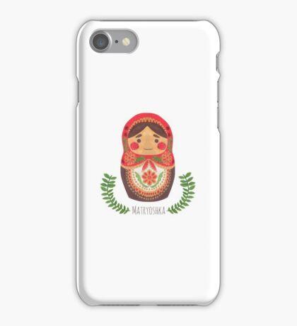 Matryoshka Doll iPhone Case/Skin
