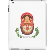 Matryoshka Doll iPad Case/Skin