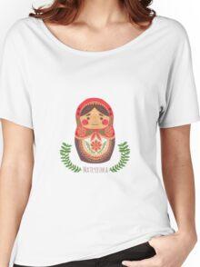 Matryoshka Doll Women's Relaxed Fit T-Shirt